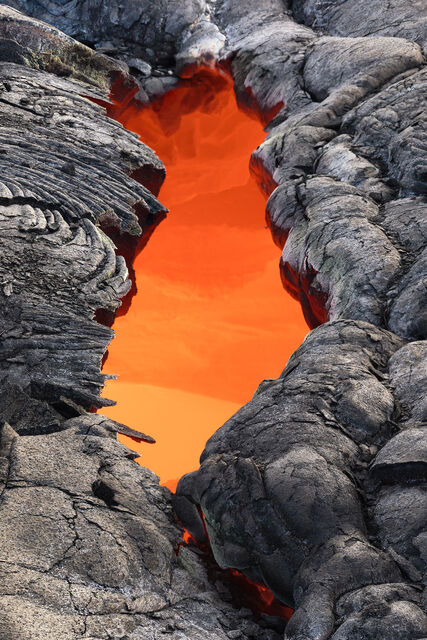 Hawaii Volcano and Lava Photography
