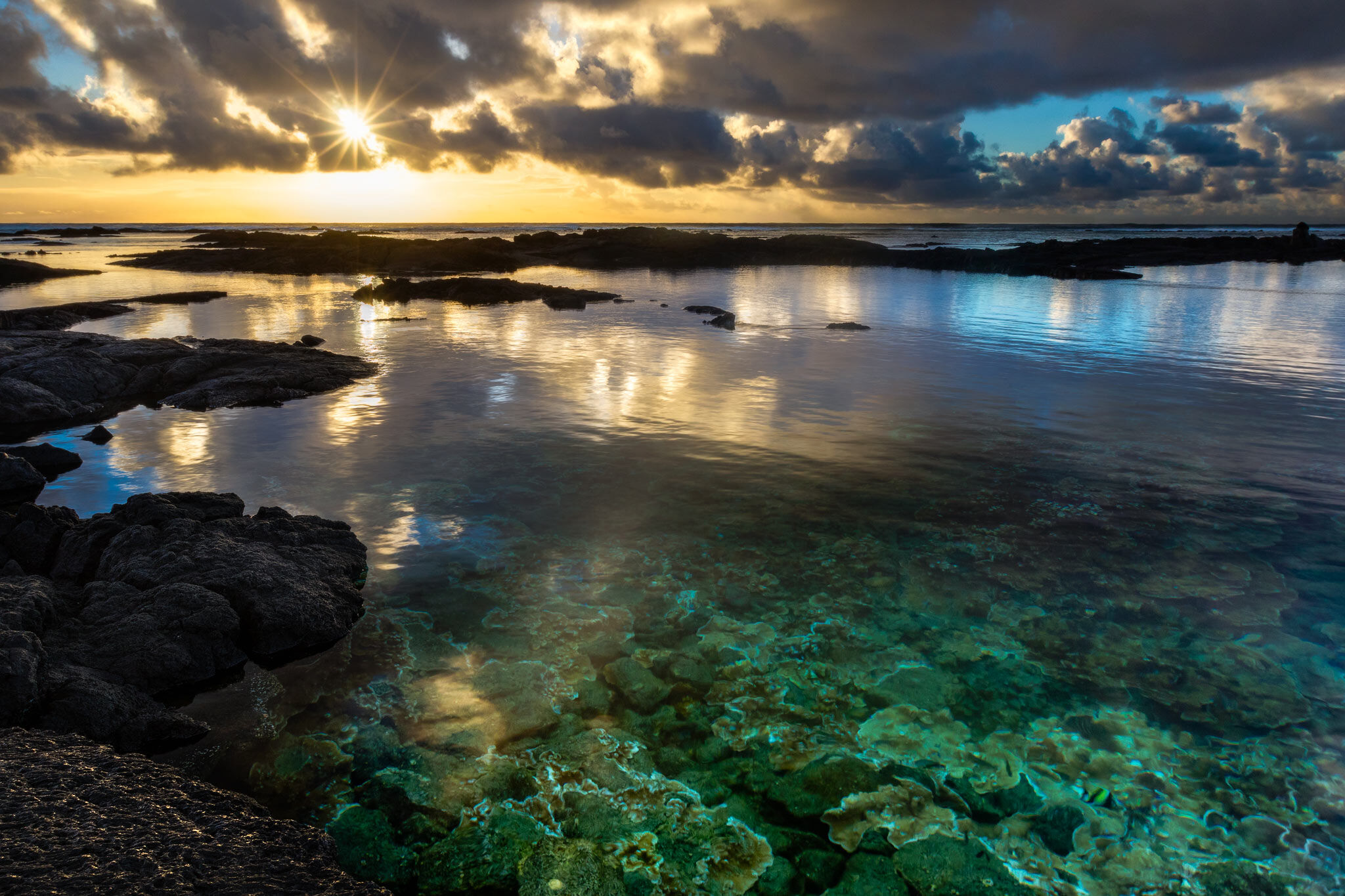 Kapoho Tide Pools was a little marine sanctuary located in the Puna District of the Big Island. It was known for its beautiful...