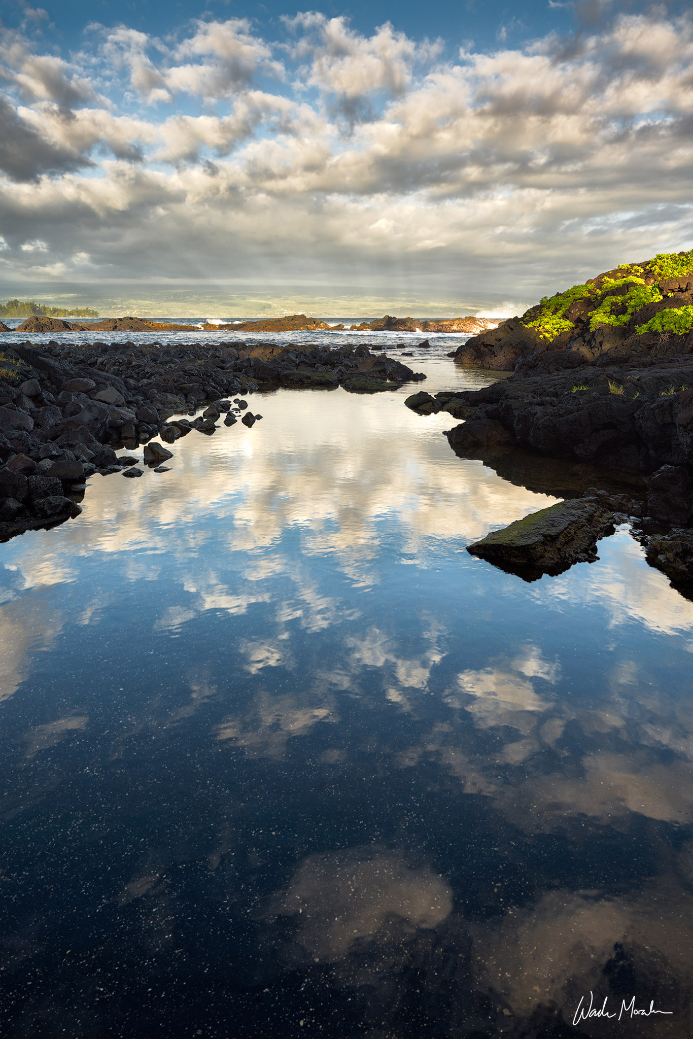 Richardson Beach is located in Hilo on the Big Island of Hawaii. It is incredibly scenic with its channels of lava rock and view...